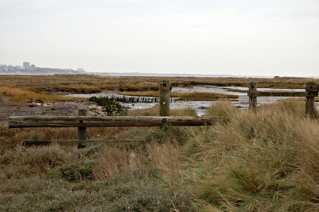 Footpath to Canvey Point