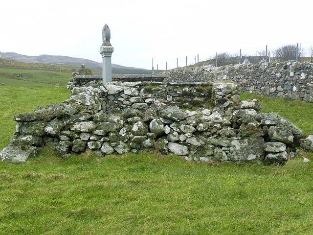 Cemetery, Nerabus, Islay