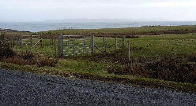 Fields near Wester Ellister, Islay