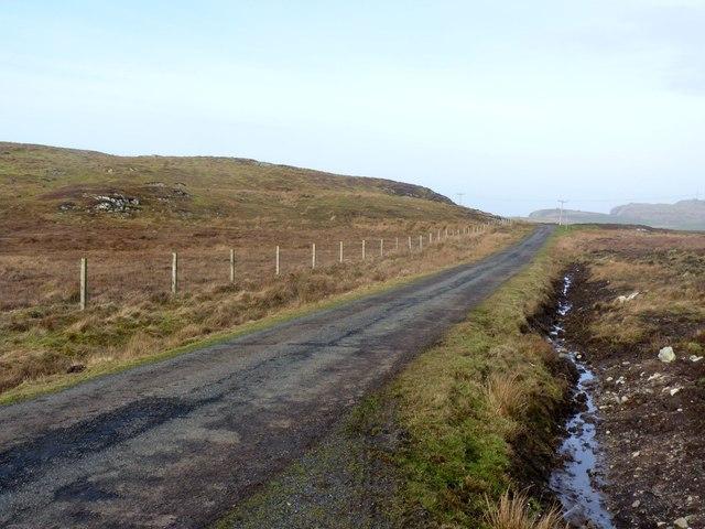 The Road to Kilchiaran, Islay