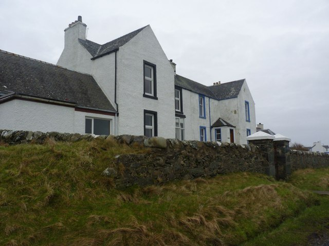 Old Police House, Port Charlotte, Islay