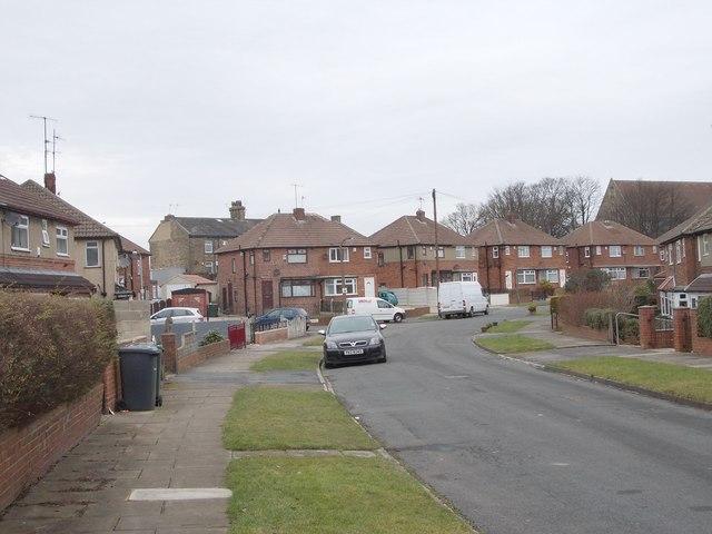 St Wilfrid's Crescent - Spencer Road