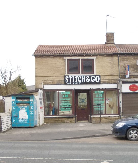 Stitch & Go - Clayton Road