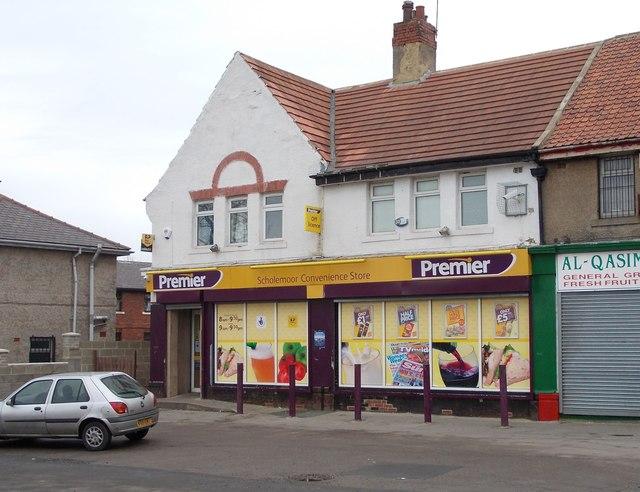 Premier Convenience Store - Scholemoor Lane