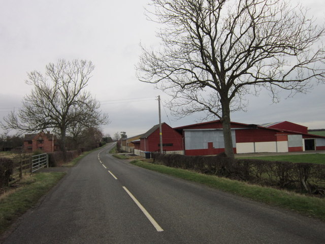 Armscote Hill Farm