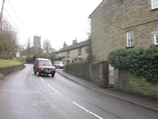 Pedley Hill, Rainow