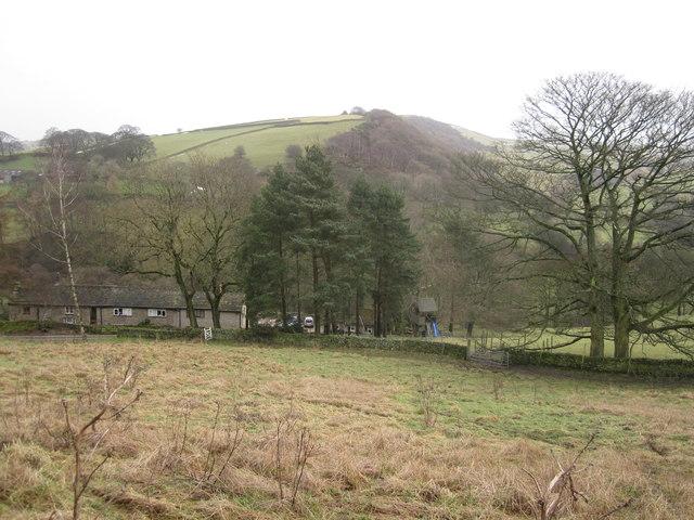 Berristall Farm from Berristall Road
