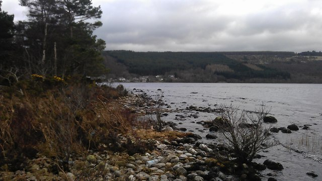 Dores from Tor Point