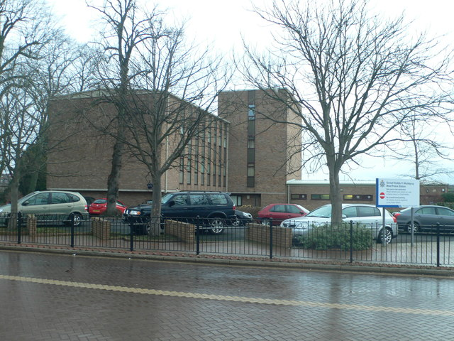 Mold Police Station