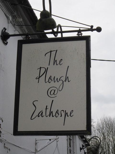 The Plough @ Eathorpe