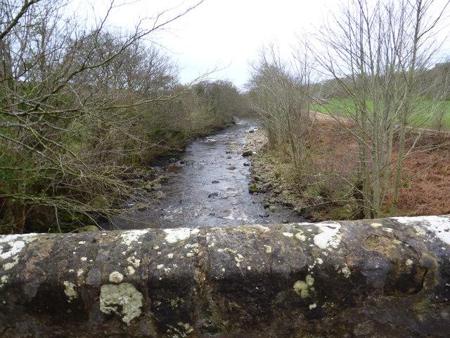 Sliddery bridge