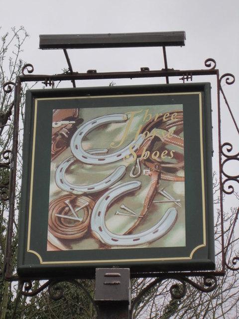 The Three Horse Shoes, Princethorpe