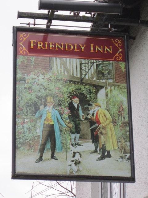 The Friendly Inn, Frankton