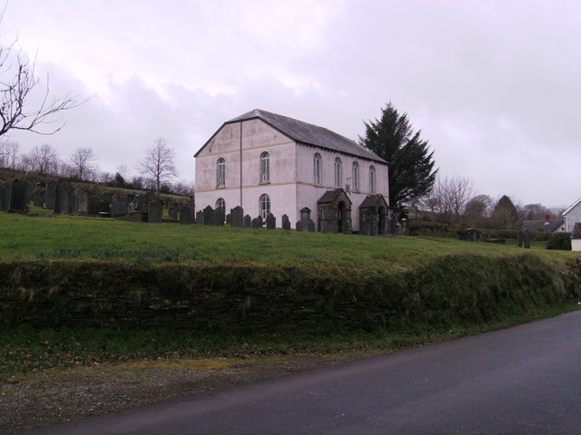 Glandwr Chapel