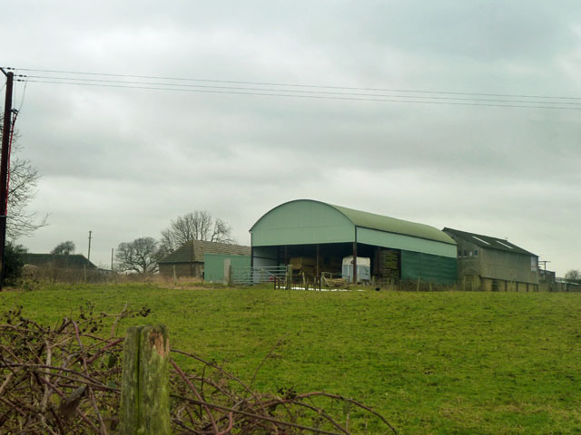 Barns, Mace Farm