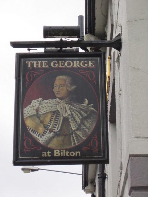 The George at Bilton