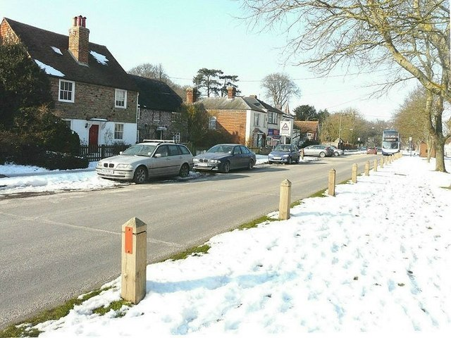 Valley Road, Barham