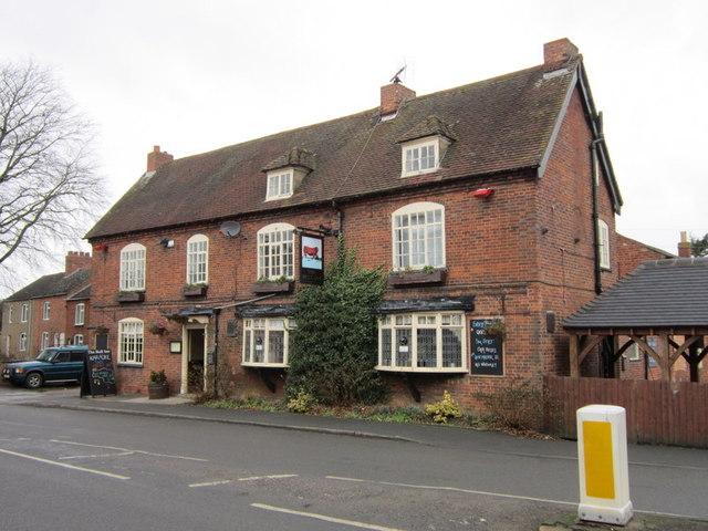 The Bull Inn, Clifton upon Dunsmore