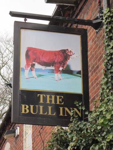 The Bull Inn, Clifton upon Dunsmore