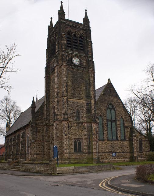 The parish church of St Clement