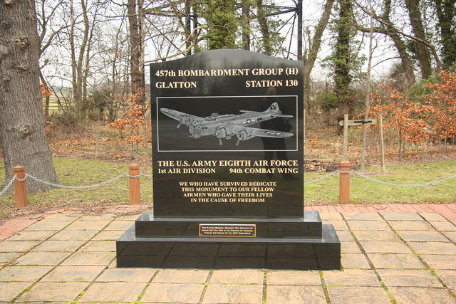 USAAF memorial