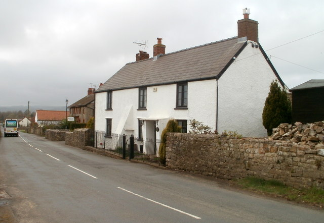 Roadside Cottage, Caerwent