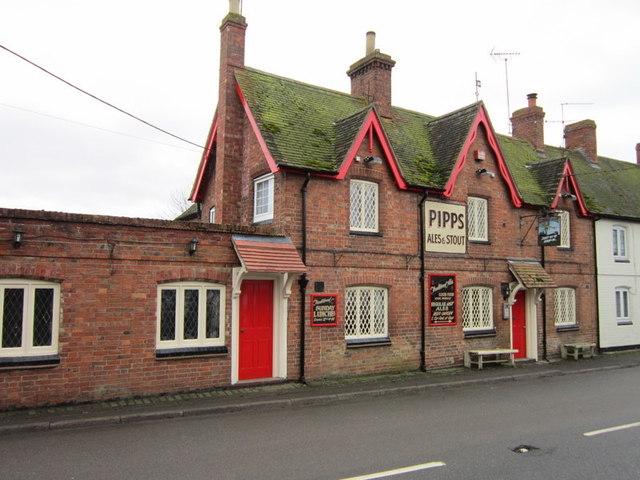 The Cherry Tree public house, Catthorpe