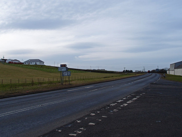 A70 at Belston