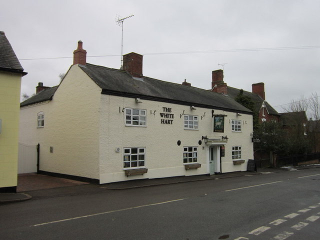 The White Hart,South Kilworth