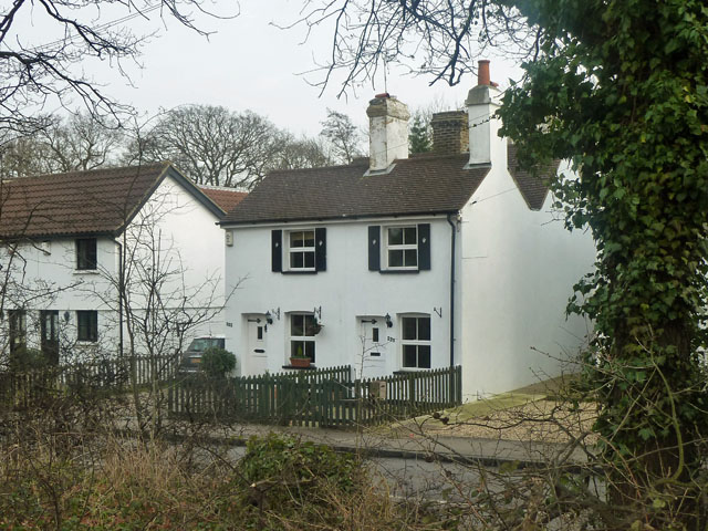 Cottages, Crofton Road