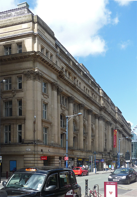Royal Exchange, Cross Street, Manchester