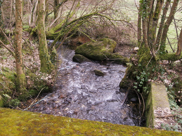 Down stream from boundary bridge Hebron