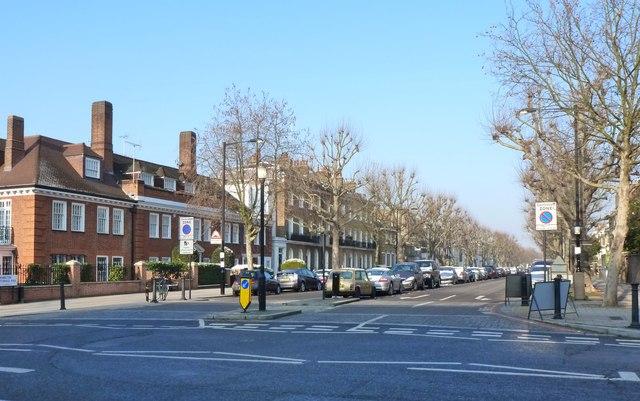Hamilton Terrace, St John's Wood, London