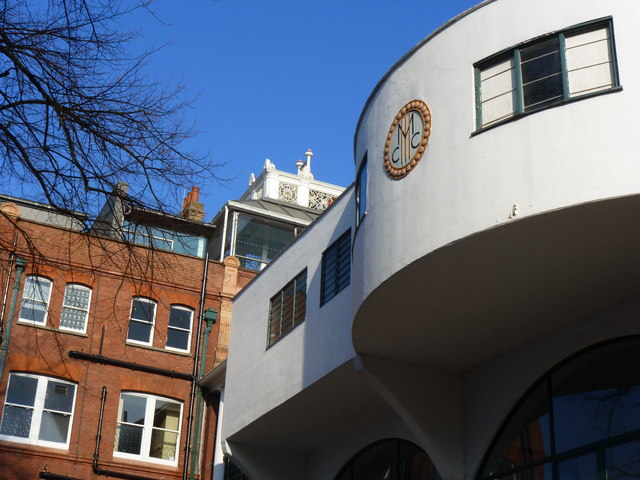 Architectural detail at Lord's Cricket Ground