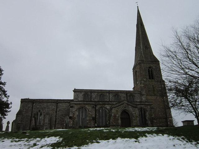 St Mary's, Brampton Ash