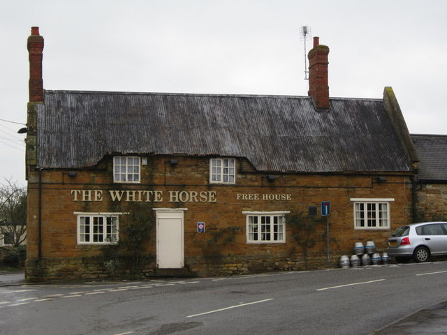 The White Horse, Stoke Albany