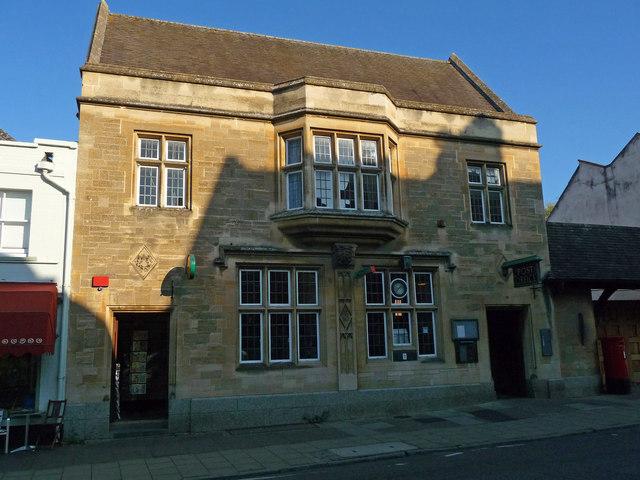Glastonbury - Post Office