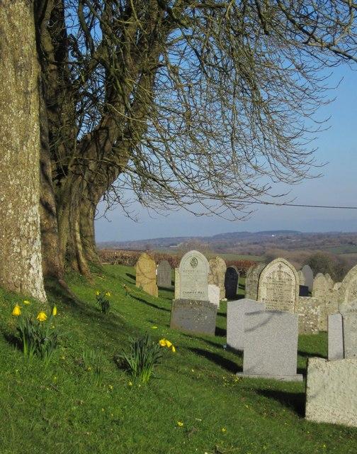 Graveyard, Ashwater