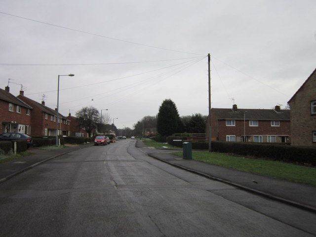 Kingsthorpe Avenue, Corby