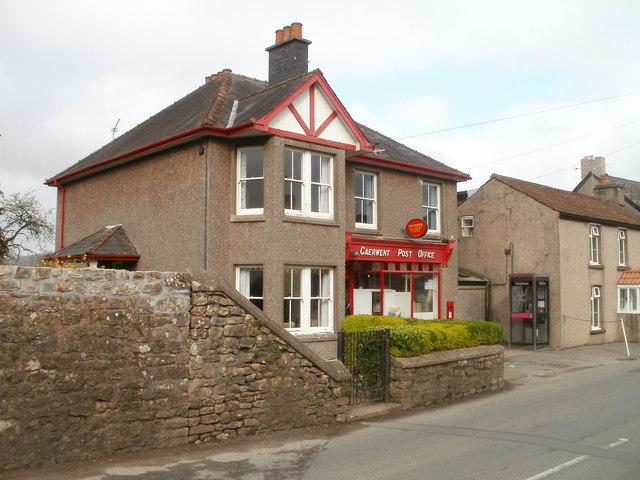 Caerwent Post Office