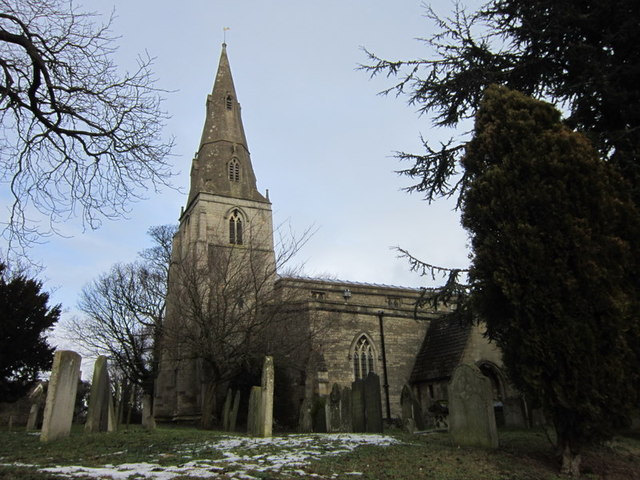 St John the Baptist Church, Corby