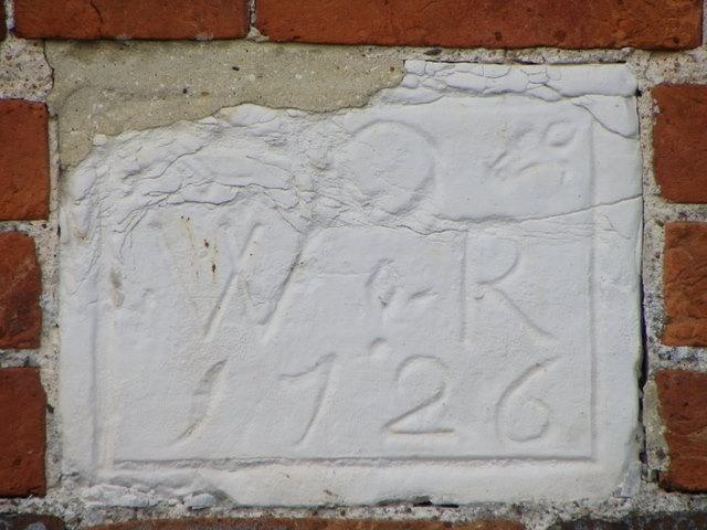 Date stone, Homington