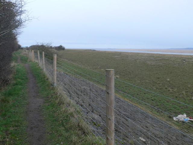 Between Bagillt and Greenfield