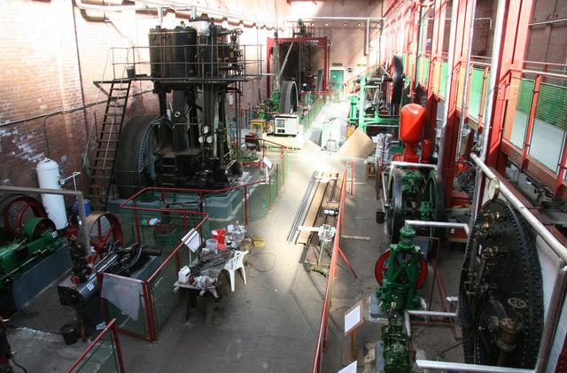 Bolton steam Museum 2009