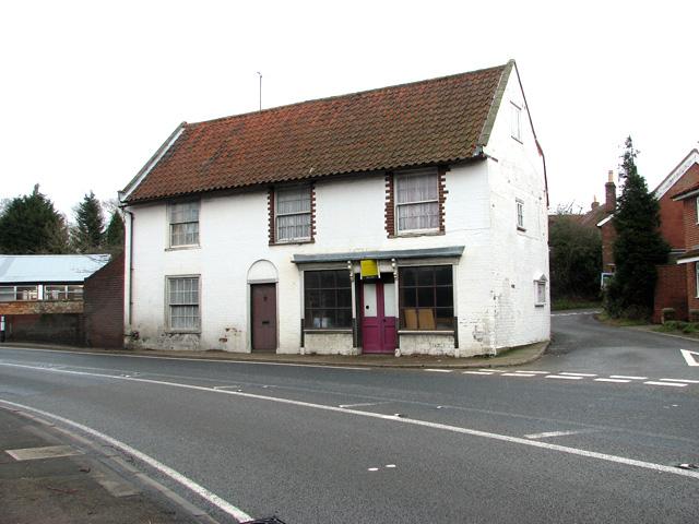 Former shop in Farnham