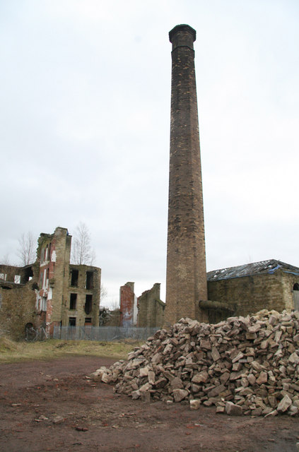Oakwood Mill, Millbrook