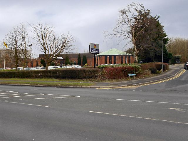 The Leyland Hotel
