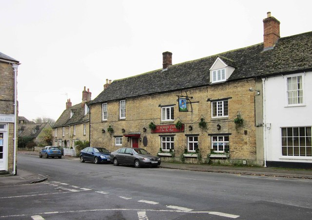 The Morris Clown (1), High Street, Bampton, Oxon
