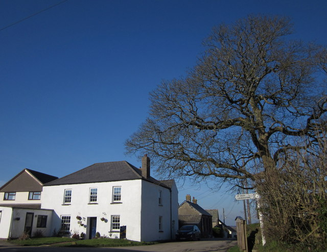 House, Ashwater