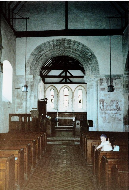 St. Michael's, Amberley, West Sussex